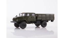 Миасский грузовик 43206-0551 бортовой  АИСТ, масштабная модель, 1:43, 1/43, Автоистория (АИСТ), УРАЛ