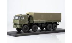 КАМАЗ-6560 бортовой (с тентом)    SSM, масштабная модель, Start Scale Models (SSM), scale43