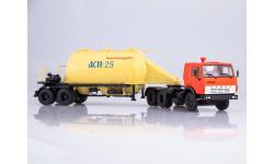КАМАЗ-54112 с полуприцепом-муковозом АСП-25   ПАО КАМАЗ