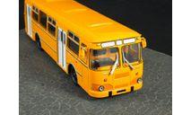 Наши Автобусы №8, ЛиАЗ-677М   MODIMIO, журнальная серия масштабных моделей, scale43, MODIMIO Collections