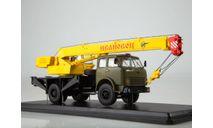 Автокран КС-3577 (5334)   SSM, масштабная модель, 1:43, 1/43, Start Scale Models (SSM), МАЗ