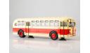 Наши Автобусы №5, ЗИС-154  MODIMIO, журнальная серия масштабных моделей, MODIMIO Collections, scale43