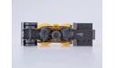 Полуприцеп-муковоз  К4-АМГ  АИСТ, масштабная модель, 1:43, 1/43, Автоистория (АИСТ)