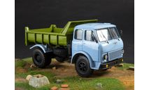 Легендарные грузовики СССР №18, МАЗ-503Б  MODIMIO, масштабная модель, scale43