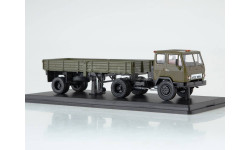 КАЗ-608В с полуприцепом ОДАЗ-885 SSM, масштабная модель, 1:43, 1/43, Start Scale Models (SSM)