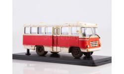 Автобус  КАГ-3 (бело-красный) со следами эксплуатации  ModelPro