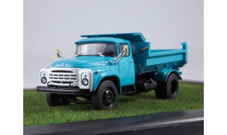 Легендарные грузовики СССР №24, ЗИЛ-ММЗ-4505  MODIMIO, масштабная модель, scale43