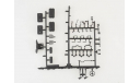 Сборная модель Кунг ВАРЭМ (151)     AVD Models KIT, масштабная модель, 1:43, 1/43, Автомобиль в деталях (by SSM), ЗиС