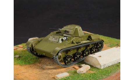 Наши Танки №38, Т-60  MODIMIO, журнальная серия масштабных моделей, MODIMIO Collections, scale43