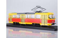Трамвай Tatra-T3SU  SSM, масштабная модель, scale43, Start Scale Models (SSM)