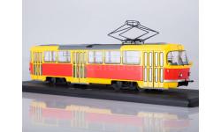 Трамвай Tatra-T3SU  SSM