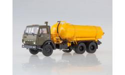 КО-505 на шасси КАМАЗ-53213   ПАО КАМАЗ, масштабная модель, 1:43, 1/43