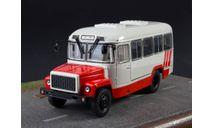 Наши Автобусы №10, КАвЗ-3976   MODIMIO, журнальная серия масштабных моделей, MODIMIO Collections, scale43