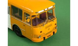 Ликинский автобус 677М городской автобус    SSM, масштабная модель, 1:43, 1/43, Start Scale Models (SSM), ЛиАЗ