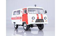 УАЗ-3962 Скорая помощь  SSM, масштабная модель, 1:18, 1/18, Start Scale Models (SSM)