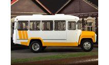 КАВЗ-3270 (бело-жёлтый)   SSM, масштабная модель, Start Scale Models (SSM), scale43