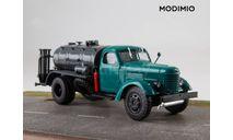Легендарные грузовики СССР №33, Д-251  MODIMIO, масштабная модель, scale43, ЗИЛ