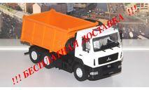 МАЗ-6501 самосвал (рестайлинг)   АИСТ, масштабная модель, Автоистория (АИСТ), 1:43, 1/43