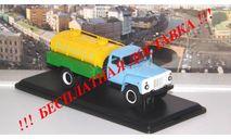 АЦПТ-3,3 (53) Молоко SSM, масштабная модель, 1:43, 1/43, Start Scale Models (SSM), ГАЗ
