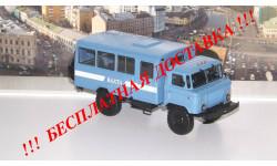 Вахтовый автобус НЗАС-3964 (66) АИСТ