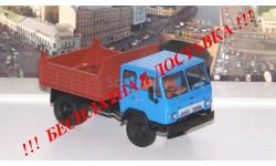 КАЗ-ММЗ-4502 самосвал  АИСТ, масштабная модель, 1:43, 1/43, Автоистория (АИСТ)