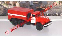 УМП-350 (131) пожарный Наши Грузовики № 12, масштабная модель, ЗИЛ, scale43