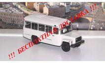 КАВЗ-3976 серый  АИСТ, масштабная модель, scale43, Автоистория (АИСТ)