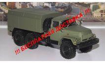 УМП 350 (на шасси ЗИЛ-131) хаки 1975 г. АИСТ, масштабная модель, 1:43, 1/43, Автоистория (АИСТ)
