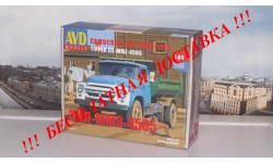 Сборная модель ЗИЛ-ММЗ-4505 самосвал AVD Models KIT