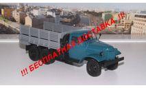 ЗИС 151 бортовой, экспортный АИСТ, масштабная модель, 1:43, 1/43, Автоистория (АИСТ)