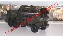 КрАЗ-260 ЭОВ-4422 Экскаватор, хаки  НАП, масштабная модель, Наш Автопром, scale43