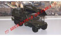 КрАЗ-255Б1 ЭОВ-4421 Экскаватор, хаки  НАП, масштабная модель, scale43, Наш Автопром