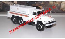 ПНС 110 (ЗИЛ 131), МЧС АИСТ, масштабная модель, 1:43, 1/43, Автоистория (АИСТ)