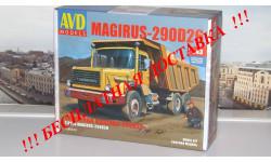 Сборная модель Magirus-290D26K самосвал AVD Models KIT