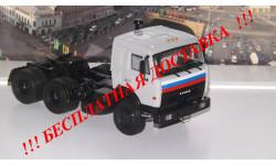 КАМАЗ-54115 седельный тягач ПАО КАМАЗ