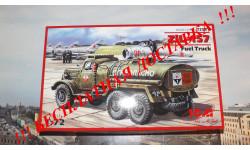 Сборная модель ЗиЛ-157 Бензозаправщик   ICM, масштабная модель, 1:72, 1/72