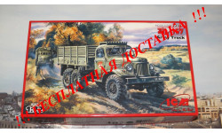 Сборная модель ЗиЛ-157 ICM, масштабная модель, 1:72, 1/72
