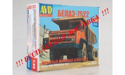 Сборная модель Карьерный самосвал БЕЛАЗ-7522 AVD Models KIT
