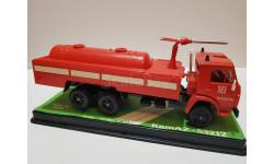 КАМАЗ 53212 пожарная цистерна