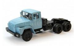 КРАЗ-252 тягач 1979-1990 год 1/43 НАП Н779