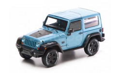 Jeep Wrangler Rubicon Arctic Special Edition 2013 джип 1/43, масштабная модель, Greenlight Collectibles, scale43