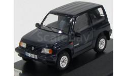 Suzuki Vitara 4х4 1992 Metallic Dark Blue 1/43 Premium X, масштабная модель, 1:43