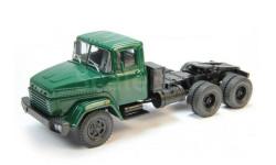 КРАЗ-6444 тягач зелёный  1985-1994год 1/43 НАП Н780
