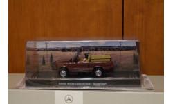 Range Rover джип Агент 007  1/43