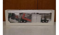 Scania 144L лесовоз с роспуском  1/43 Eligor, масштабная модель, 1:43