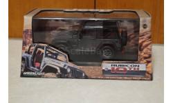 Jeep Wrangler Rubicon Hardtop 1/43 тюнинг, масштабная модель, Greenlight Collectibles, scale43