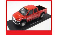 Dodge RAM Power Wagon 2005 4х4 1/43 Spark Раритет, масштабная модель, 1:43