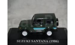 Suzuki Santana 4х4 WD 1982  джип 1/43 IXO, масштабная модель, IXO Road (серии MOC, CLC), scale43