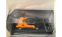 1/43 Pagani Zonda Cinque пр-во Peako Resin лимитовая, масштабная модель, 1:43