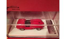 1/43 Ferrari 250 Testa Rossa Tecnomodel Эксклюзив 2 экз выпущено, масштабная модель, 1:43